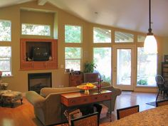 family room addition ideas | ... facing a new family room new kitchen new family room dining area