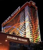 The Golden Nugget Casino Resort in Atlantic City.