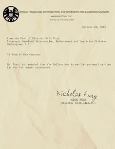 Memo from the desk of Nick Fury re: Jaegers.