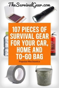 Get ready for your #survival with #thesurvivalgear