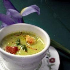 Fresh Cream Of Asparagus Soup From The Farm Recipe - Food.com