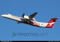 Photo of VH-LQL Bombardier Dash 8-Q402 by James Brisbane