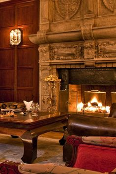 The only way to end a day in the Alps. Carlton Hotel St. Moritz (Switzerland) - Jetsetter