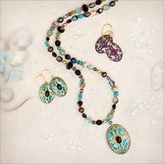 Holly Yashi - Esmerelda necklace