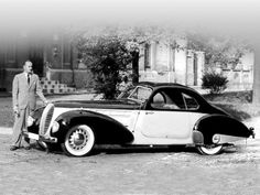Aero 30 Coupe by Sodomka..1936