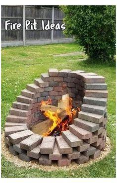 Backyard Seating, Backyard Patio Designs, Backyard Landscaping, Deck Patio, Patio Table, Pergola Designs, Fire Pit Landscaping Ideas, Firepit Deck, Backyard Decorations