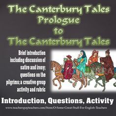 essay on the canterbury tales