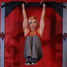 Hanging Leg Raise