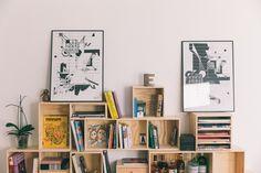 Andreas Jarner's apartment in Copenhagen / photo by Kasper Løftgaard
