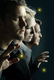 Fringe, the best mindbending show on TV, which not enough people have liked shame on them...nuff said!