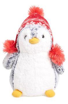 Aurora World Toys 'Pom Pom Penguin' Stuffed Animal