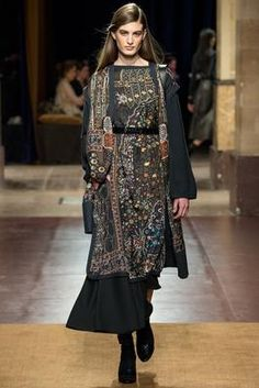 Hermès Fall 2014 Ready-to-Wear Fashion Show: Complete Collection
