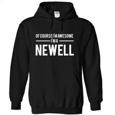 Team Newell - Limited Edition - #plaid shirt #long sweater. I WANT THIS => https://www.sunfrog.com/Names/Team-Newell--Limited-Edition-ezhjt-Black-5226939-Hoodie.html?68278