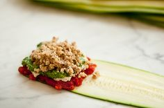 Rawmazing Raw Food Recipes  lasagna