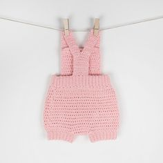 Crochet Baby Girl Baby Romper Pure Happiness Crochet pattern by Croby Patterns - Crochet Baby Romper Pattern - Pure Happiness Materials Baby Romper Pattern, Baby Boy Romper, Baby Onesie, Baby Outfits, Crochet Bebe, Free Crochet, Baby Patterns, Crochet Patterns, Diy Laine