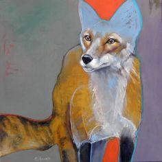 Fox by Rebecca Haines