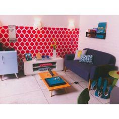 Cantinho #style montado pela nossa visual merchandiser @nisantini no Showroom de Moema que está quase pronto e com vários lançamentos! Quem curtiu a #decor? #oppadesign #braziliandesign