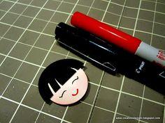 Creations by Patti: Geisha favor Box - 2