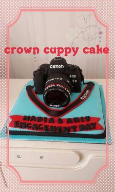 Whole 3D Camera Cake