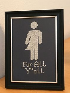 Restroom For All Y'all