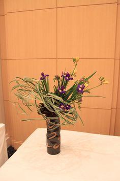 花の教室 花綴り 草月流いけばな Hana-Tsuzuri : Flower Class/Blumenkurse Ikebana Sogetsu School/Schuleの画像|エキサイトブログ (blog)