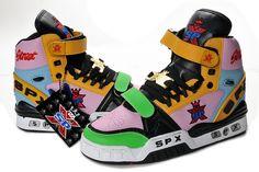 Tokyo Raver Select SPx Multicolor HITOP Sneakers Shoes Tokyo Fashion | eBay