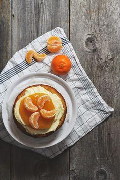 SiMS | LABiM: CLEMENTiNEN-TORTE. ODER: WiNTERFRÜCHTE iN iHRER SCHÖNSTEN FORM. Winter, Pancakes, Breakfast, Sweet, Sims, Food, Pies, Bakken, Nice Asses