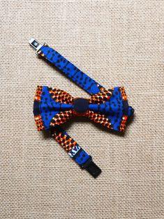 Cravate Homme Garçon Noeud Papillon mariage couleur Bleu éclair