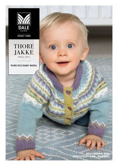 Eco Baby, Knitting Yarn, Knitting Projects, Children, Kids, 21st, Pure Products, Embroidery, Wool