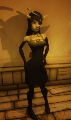 Alice Angel Susie Bad Alice Bendy And The Ink