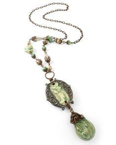 Vintaj Arte Metal Jewelry Samples : Bead Inspirations!, Vintaj Brass, Bead Kits, Metal Stamping & More!