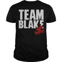 The Voice Team Blake - #plain t shirts #graphic tee. WANT => https://www.sunfrog.com/TV-Shows/The-Voice-Team-Blake.html?id=60505