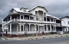 Paramaribo, Suriname (Waterkant)