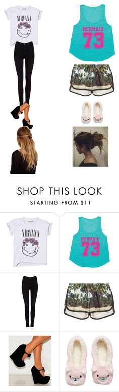 """Untitled #5"" by loving-magcon on Polyvore featuring beauty, Billabong, Lee, All Things Fabulous, H&M and France Luxe"