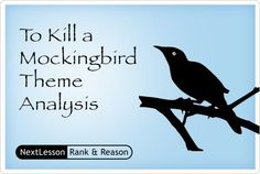 to kill a mockingbird literary anaylsis This is the last sentence of your essay make a statement that shows the importance of the subject of your essay example: there should always be people like atticus, miss maudie, and aunt.