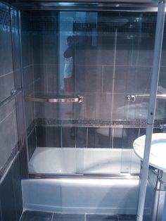 Folding Tub Shower Doors Kinkead Division