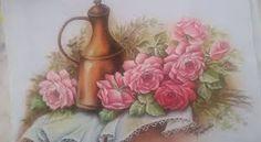 Resultado de imagem para pinturas dalva Stencil, Painting & Drawing, Floral Wreath, Wreaths, Drawings, Decor, Tejidos, Diy And Crafts, Axe