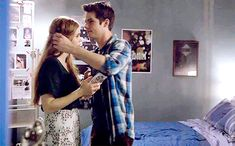 Stiles and Lydia teen wolf promo - stydia gif