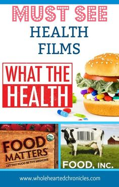 Find awesome health conscious films quickly and easily. This page highlights films that showcase healthy lifestyles and habits.