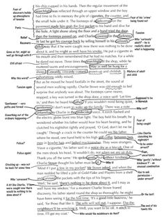 Mark or Annotate the Text