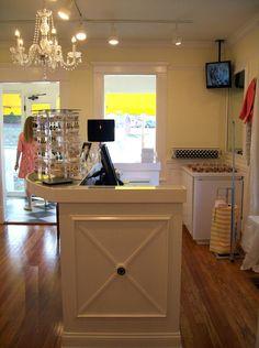 1000 Images About Front Counter Ideas On Pinterest Cash Wrap Retail Stores And Reception Desks