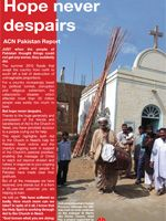 Stop Christian Persecution   Catholic Charities - Aid to the Church in Need