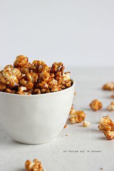 popcorn009 pop corn au caramel beurre salé