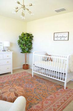 Heidi's Southwest-Inspired Nursery