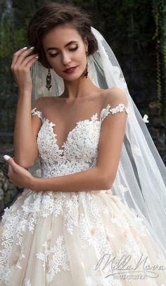 Milla Nova 2016 Bridal Collection - Barbara