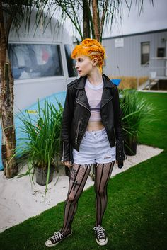 We can always count on Paramore's Haley Williams to slay the hair game.