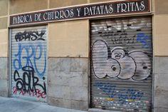 Cervantes 9. Barrio Huertas y Las Letras. Madrid 2015