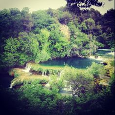 Waterfall of Krka, Croatia Krka National Park, National Parks, Waterfall, River, Explore, Outdoor, Croatia, Outdoors, Waterfalls