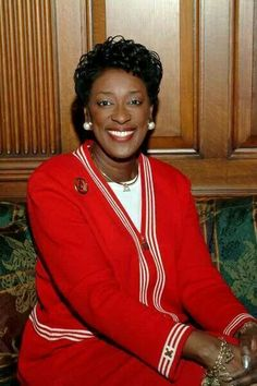 Dr. Gwendolyn E. Boyd first female president of HBCU Alabama State University her alma mater.