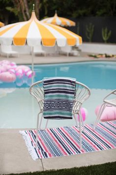 Everything You Need To Throw The Best Summer Pool Party Ever